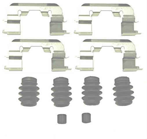 Better Brake Parts 13762K Disc Brake Hardware Kit