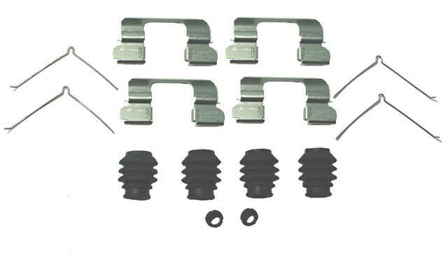 Better Brake Parts 13763K Disc Brake Hardware Kit