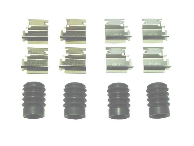 Better Brake Parts 13779K Disc Brake Hardware Kit