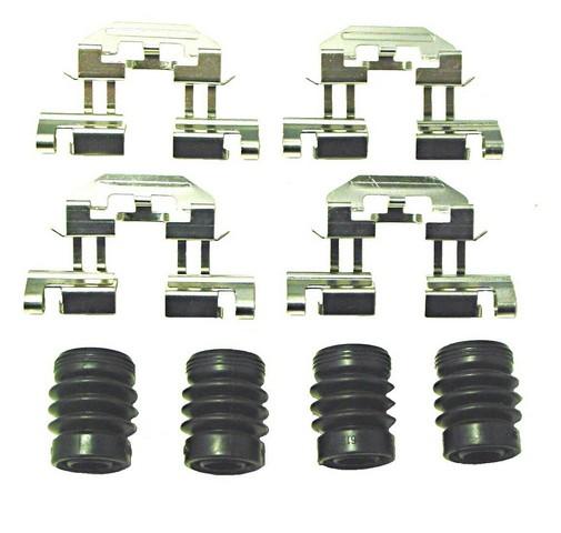 Better Brake Parts 13796K Disc Brake Hardware Kit