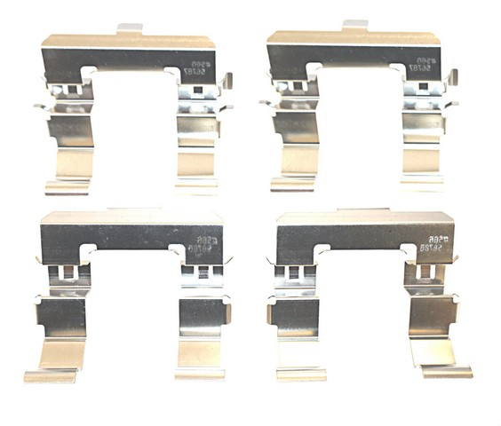 Better Brake Parts 13803K Disc Brake Hardware Kit