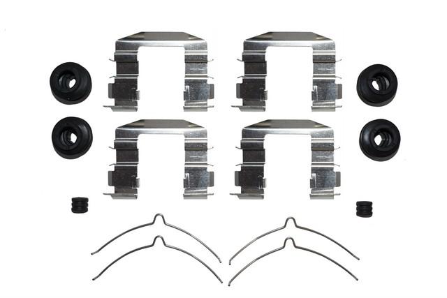 Better Brake Parts 13804K Disc Brake Hardware Kit