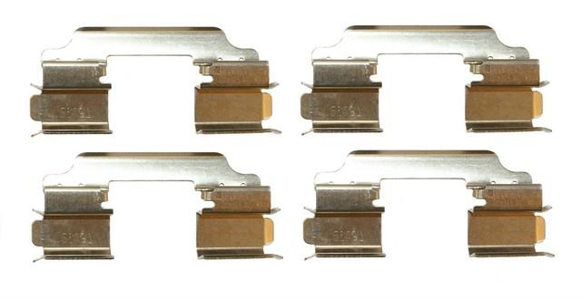 Better Brake Parts 13808K Disc Brake Hardware Kit