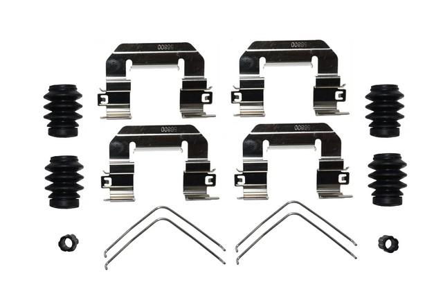 Better Brake Parts 13812K Disc Brake Hardware Kit