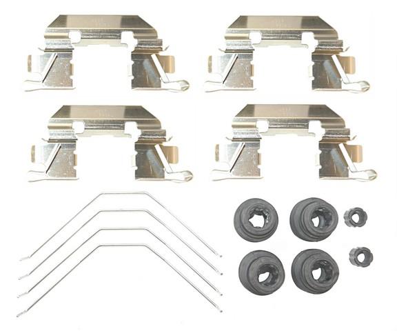 Better Brake Parts 13816K Disc Brake Hardware Kit