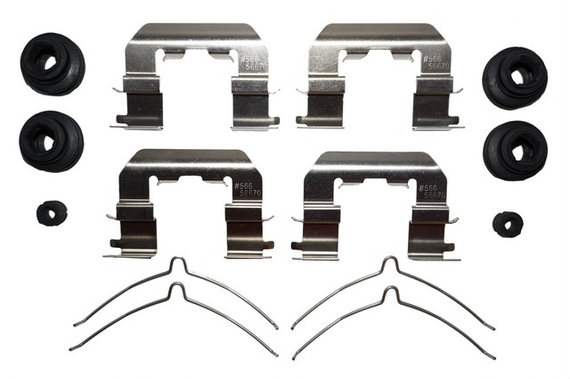 Better Brake Parts 13832K Disc Brake Hardware Kit