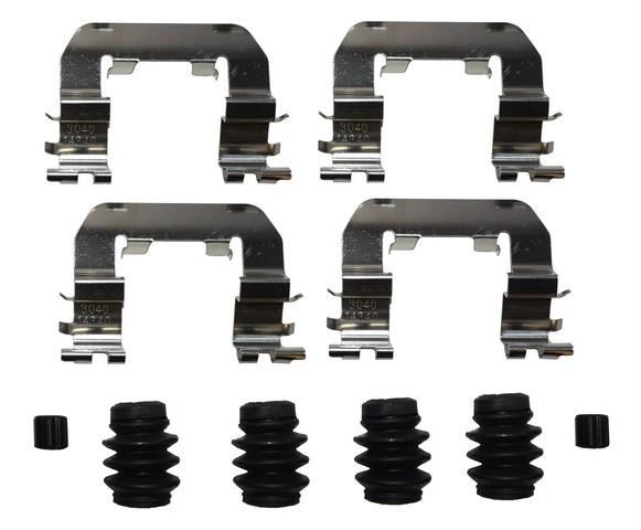 Better Brake Parts 13845K Disc Brake Hardware Kit