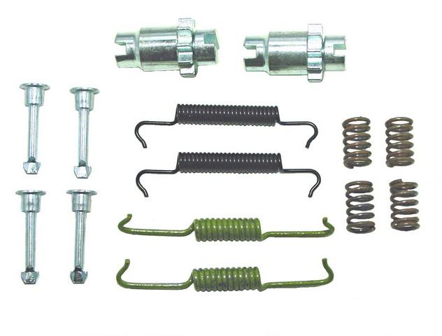 Better Brake Parts 17430K Parking Brake Kit