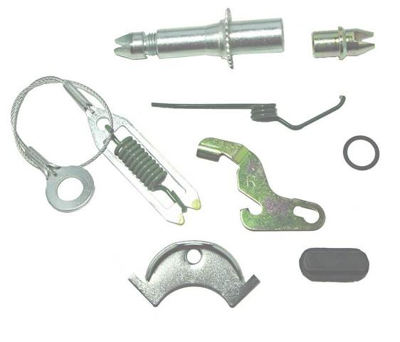 Better Brake Parts 2667K Drum Brake Self-Adjuster Repair Kit