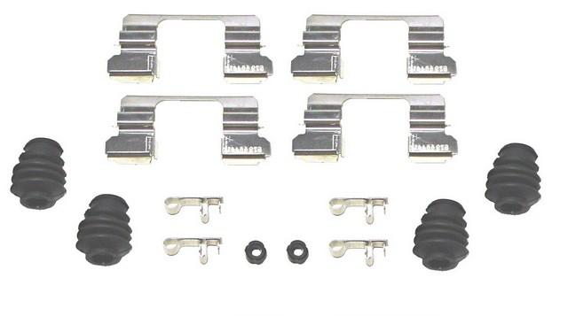 Better Brake Parts 6160K Disc Brake Hardware Kit