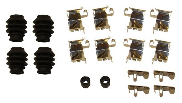 Better Brake Parts 6171K Disc Brake Hardware Kit