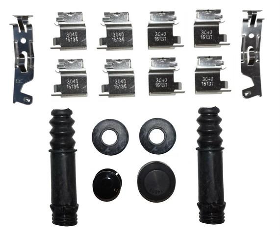 Better Brake Parts 6184K Disc Brake Hardware Kit