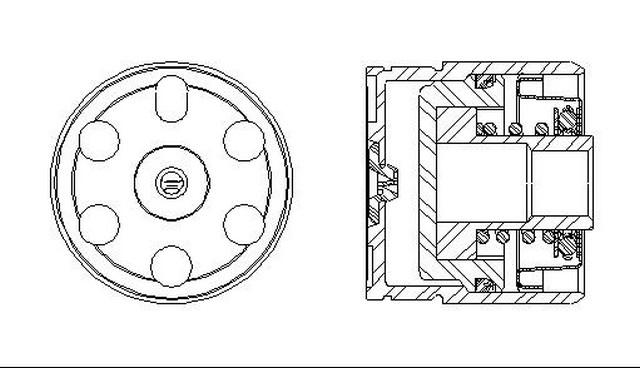 Better Brake Parts 7527 Disc Brake Caliper Piston