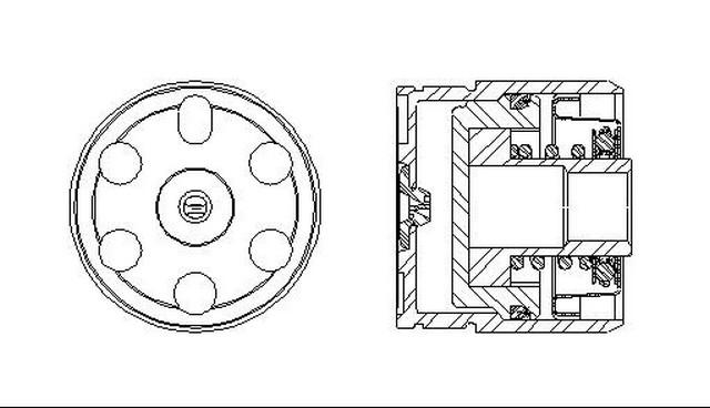 Better Brake Parts 7530