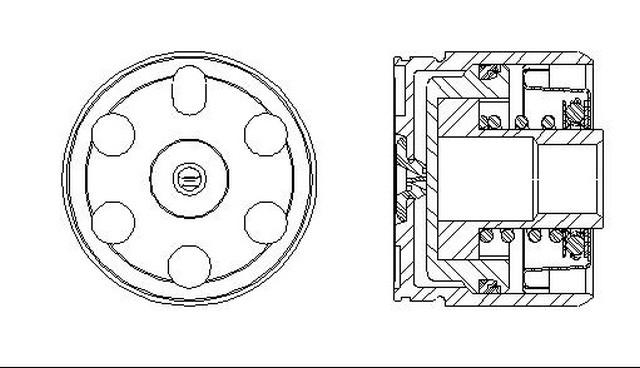 Better Brake Parts 7531 Disc Brake Caliper Piston