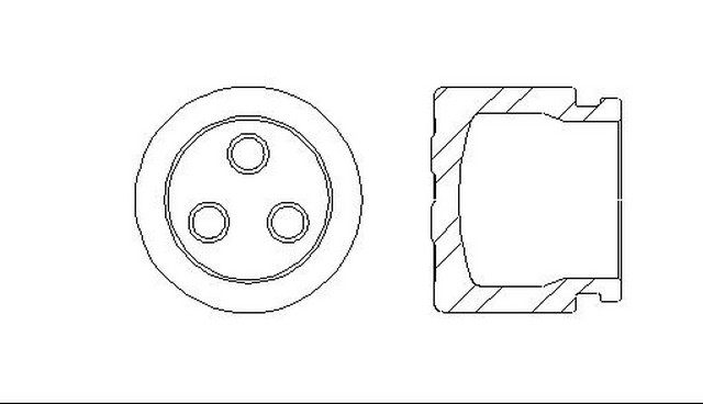 Better Brake Parts 7739