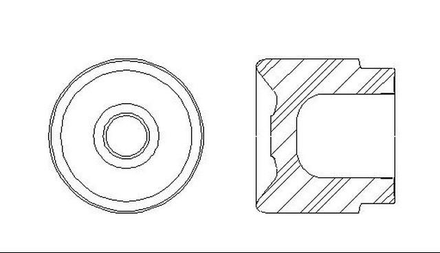 Better Brake Parts 7823 Disc Brake Caliper Piston