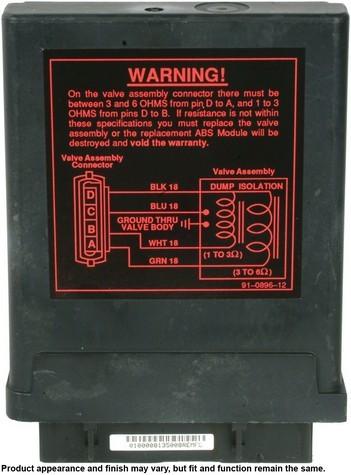 Cardone Reman 12-1000 ABS Control Module
