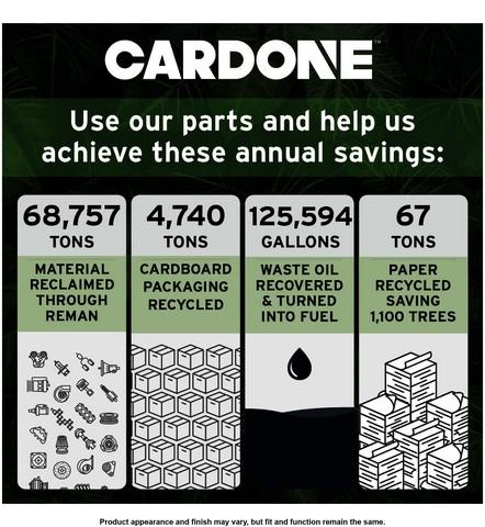 Cardone New 13-4392 Brake Master Cylinder