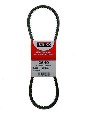 Bando 2640 Accessory Drive Belt