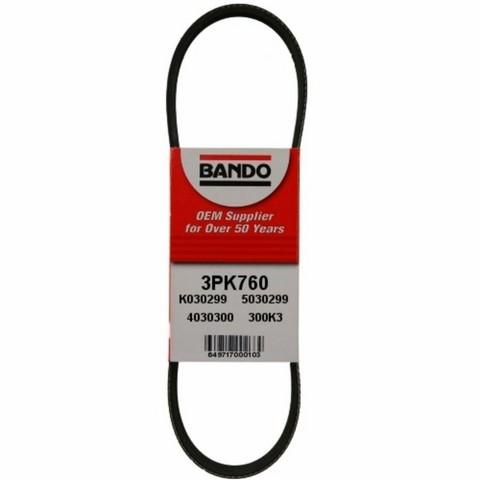 Bando 3PK760 Accessory Drive Belt