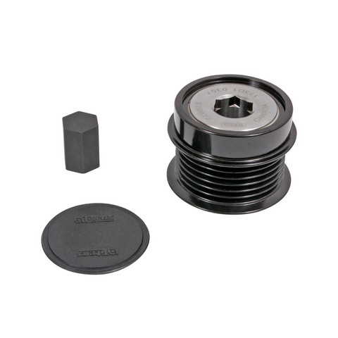 Litens 480024 Alternator Decoupler Pulley