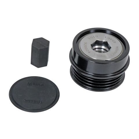 Litens 480035 Alternator Decoupler Pulley