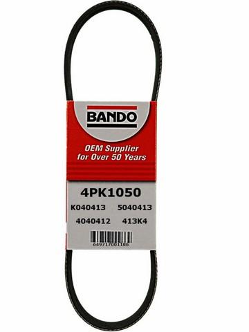 Bando 4PK1050 Accessory Drive Belt