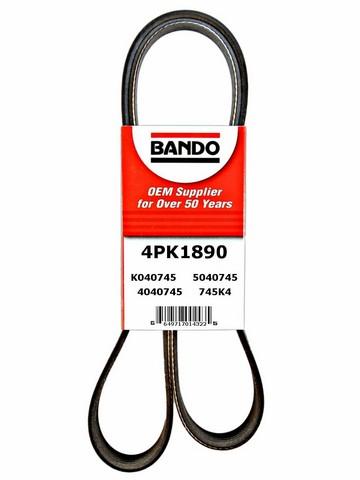 Bando 4PK1890 Accessory Drive Belt