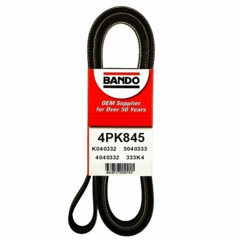 Bando 4PK845 Accessory Drive Belt