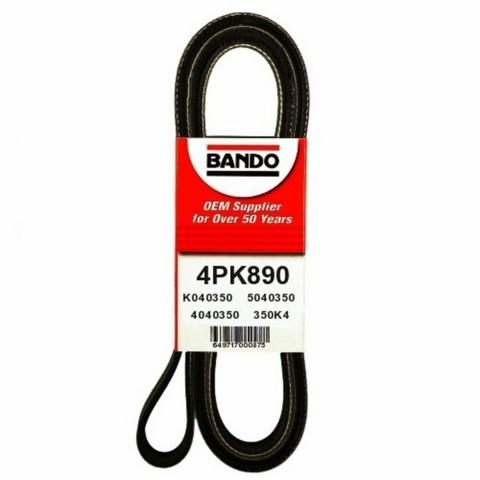 Bando 4PK890 Accessory Drive Belt