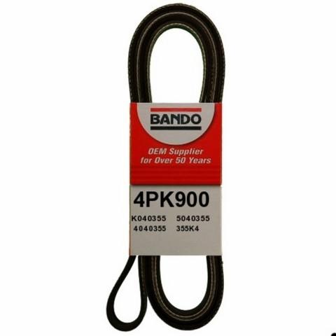 Bando 4PK900 Accessory Drive Belt