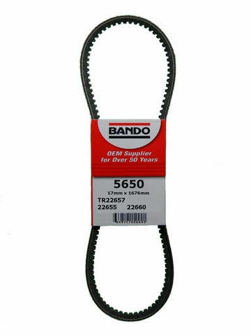 Bando 5650 Accessory Drive Belt