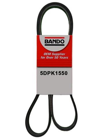 Bando 5DPK1550 Accessory Drive Belt