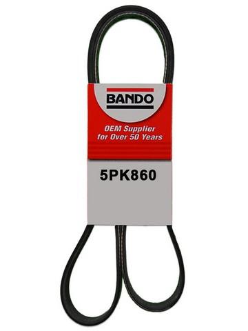 Bando 5PK860 Accessory Drive Belt