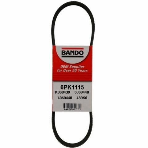 Bando 6PK1115 Accessory Drive Belt