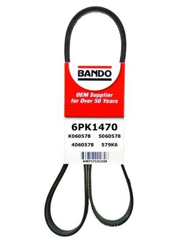 Bando 6PK1470 Accessory Drive Belt