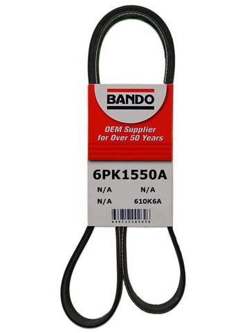 Bando 6PK1550A Accessory Drive Belt