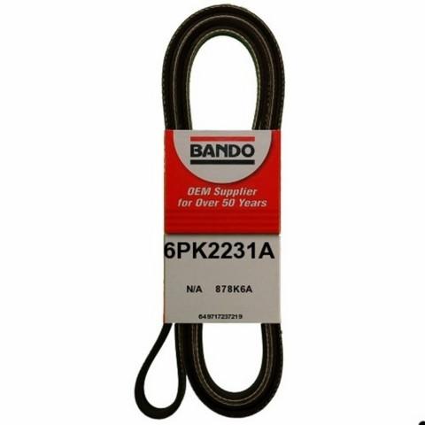 Bando 6PK2231A Accessory Drive Belt