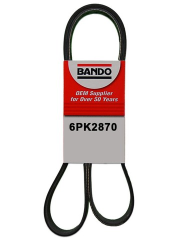 Bando 6PK2870 Accessory Drive Belt
