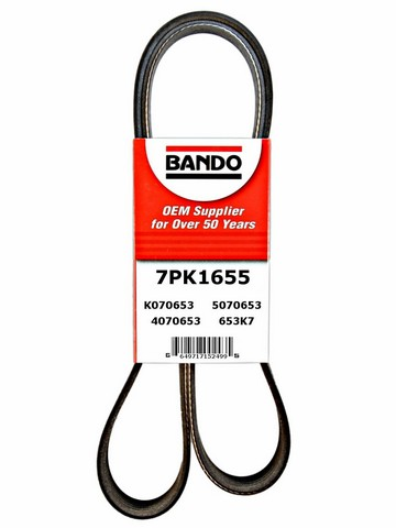 Bando 7PK1655 Accessory Drive Belt