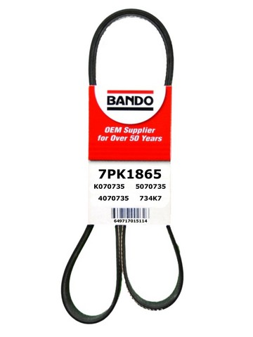 Bando 7PK1865 Accessory Drive Belt