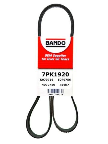 Bando 7PK1920 Accessory Drive Belt