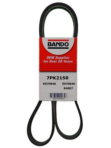 Bando 7PK2150 Accessory Drive Belt
