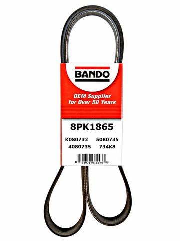 Bando 8PK1865 Accessory Drive Belt