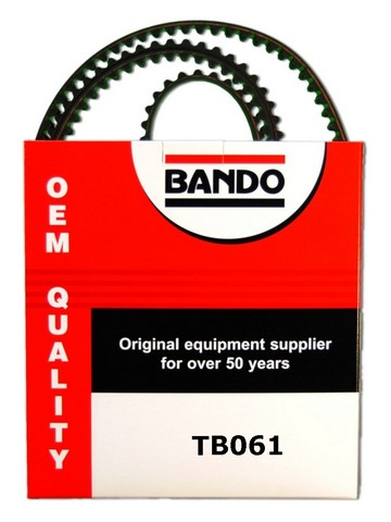 Bando TB061 Engine Timing Belt