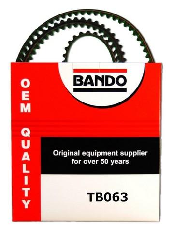Bando TB063 Engine Timing Belt