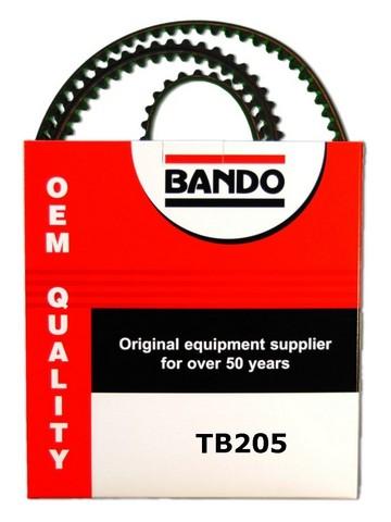 Bando TB205 Engine Timing Belt
