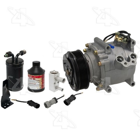 Four Seasons 1438NK A/C Compressor and Component Kit