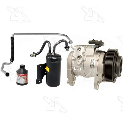Four Seasons 1462NK A/C Compressor and Component Kit